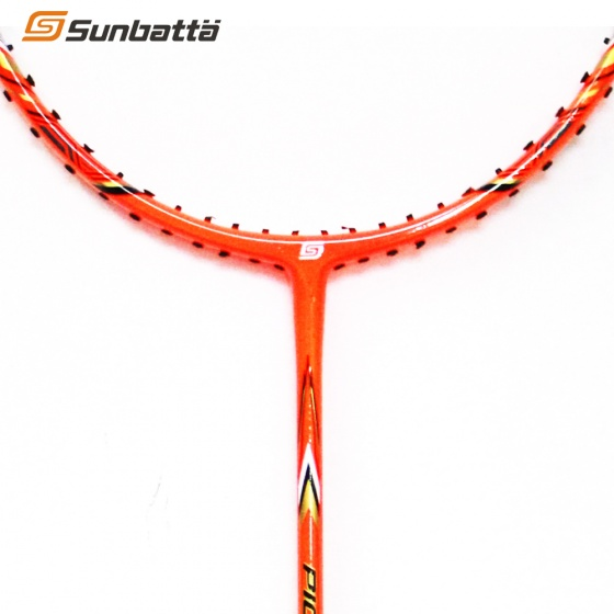 Combo 1 vợt cầu lông không dây Sunbatta Pioneer 2800 và 1 ống cầu thi đấu Sunbatta SU-30