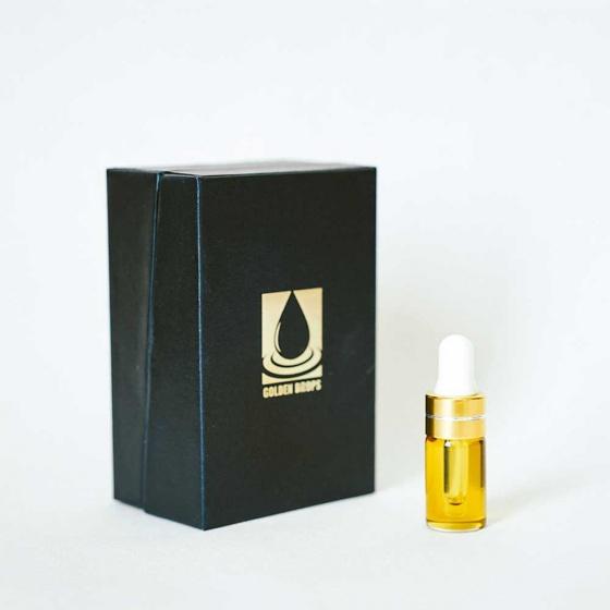 Trầm hương nguyên chất Golden Drops 1ml