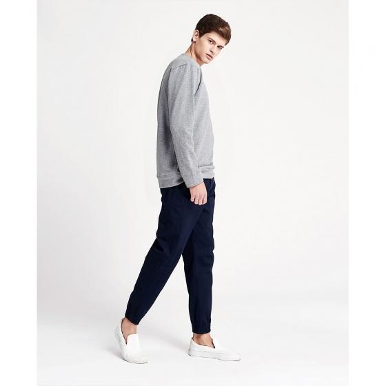 Áo thun nam The Cosmo Jason Sweatshirt màu xám đậm TC1021078DG