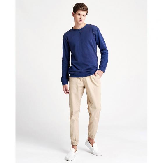 Áo thun nam The Cosmo Jason Sweatshirt màu xanh TC1021078NA