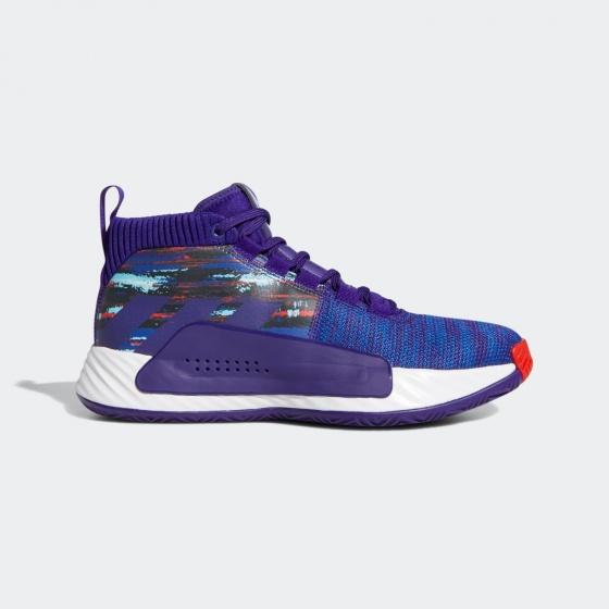 Giày bóng rổ chính hãng Adidas Dame 5 EF8656