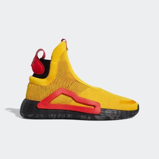 Giày bóng rổ chính hãng Adidas L3xt L3v3l F36292