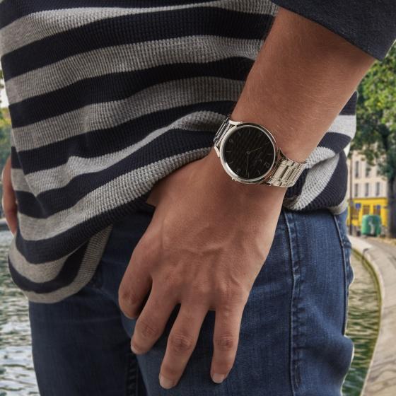 Đồng hồ nam Pierre Cardin chính hãng CPI.2019 bảo hành 2 năm toàn cầu - máy pin thép không gỉ