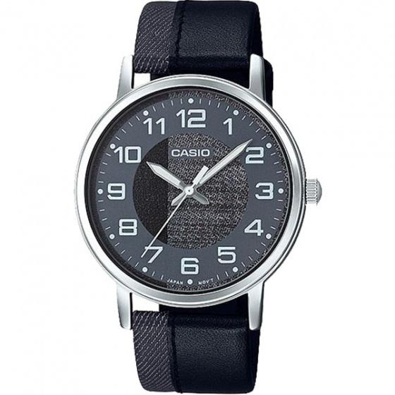 Đồng hồ Casio cặp đôi nam nữ dây da