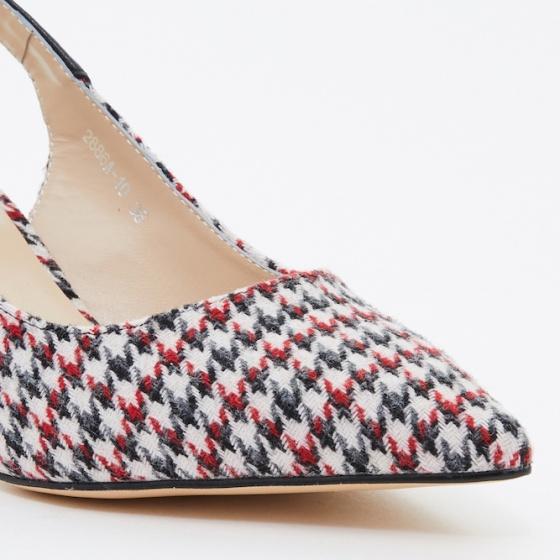 Giày cao gót Pazzion 2886A-10 - RED