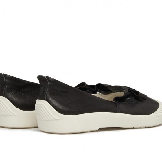 Giày mọi nữ Pazzion 315-5 - BLACK