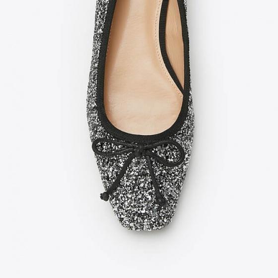 Giày mọi nữ Pazzion 3680-9 - SILVER