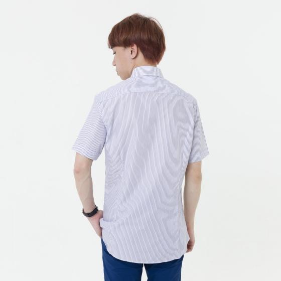 Áo sơ mi nam tay ngắn The Shirts Studio Hàn Quốc 11S2716VI