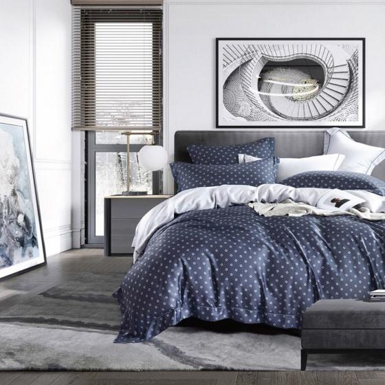 Bộ drap ga gối Lụa Tencel Modal cao cấp Maison Concept mềm mượt TMK039 (1.6m x 2m)