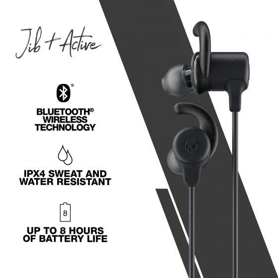Tai nghe nhét tai Bluetooth Skullcandy Jib+ Active Wireless