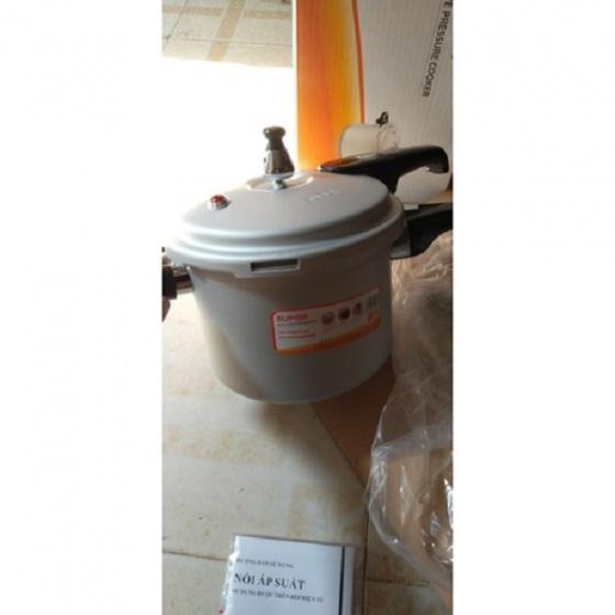 Nồi áp suất hợp kim nhôm Supor YL183F5 DÙNG ĐƯỢC TRÊN BẾP TỪ