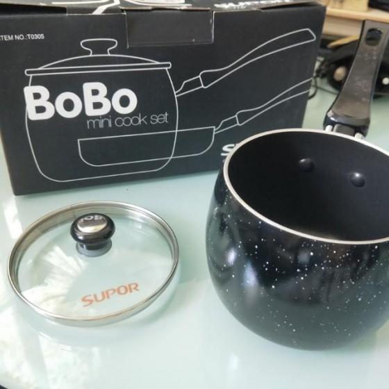 Bộ nồi chống dính Supor  Bobo T0305