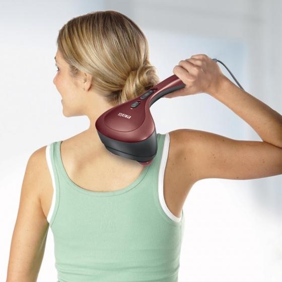 Máy massage cầm tay kèm nhiệt HOMEDICS HHP-285HJ-THP