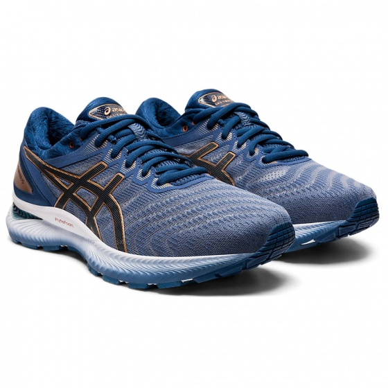 Giày thể thao chạy bộ chính hãng Asics Gel Nimbus 22 1011A680-023