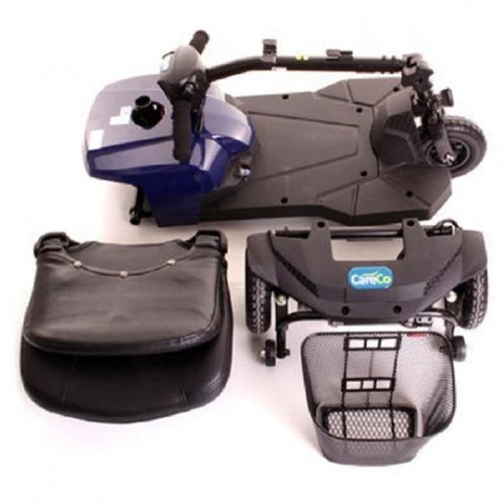 Xe lăn điện Eurocare  Scooter Rider [QC-Vneshop]