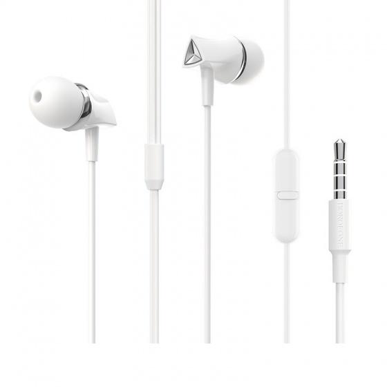 Tai nghe nhét tai có dây borofone CM2 kèm mic