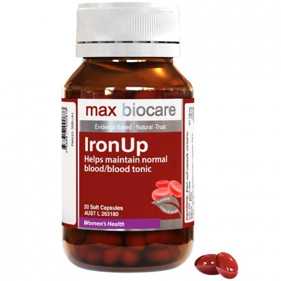Ironup bổ máu bổ sung sắt