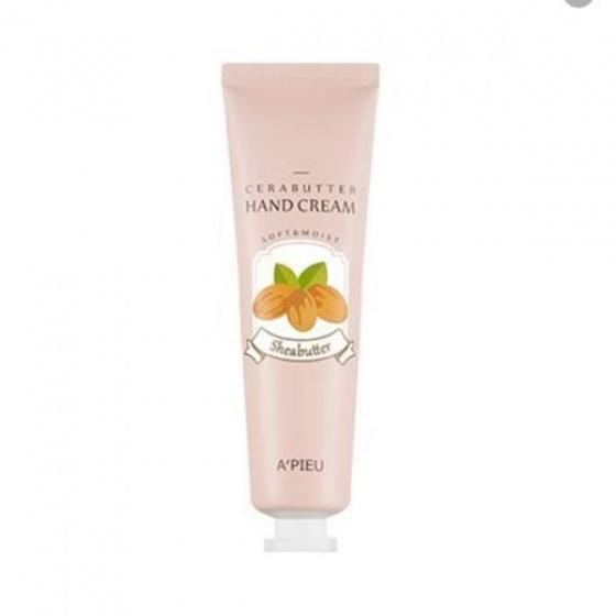 Dưỡng da tay Apieu Cerabutter Hand Cream Shea Butter 35ml