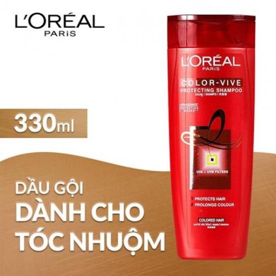 Dầu gội cho tóc nhuộm LOreal Paris Elseve Color Protect Protecting Shampoo 330ml