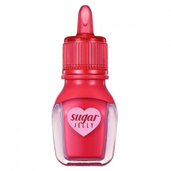 Son kem Peripera Sugar Jelly Tint 3 Calm Pink