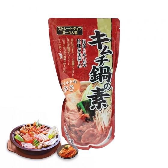 Nước súp lẩu vị kimchi - Nội địa Nhật Bản