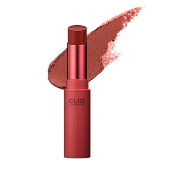 Son môi Clio mad matte lip 18ad 018 deep cranberry