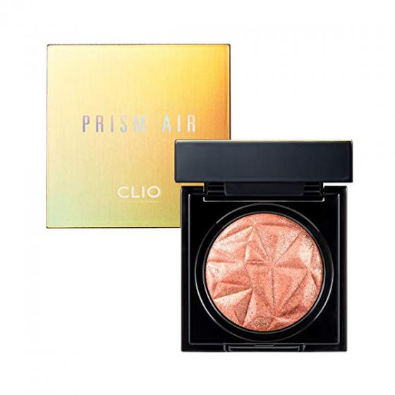 Phấn mắt Clio Prism Air Shadow Sparkling 23 Peach Coral