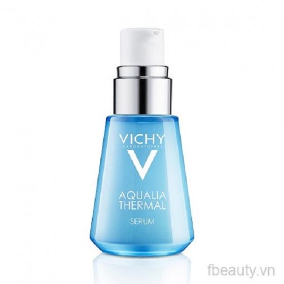 Tinh chất dưỡng ẩm dành cho da khô, nhạy cảm Vichy Aqualia Thermal Rehydrating Serum 30ml