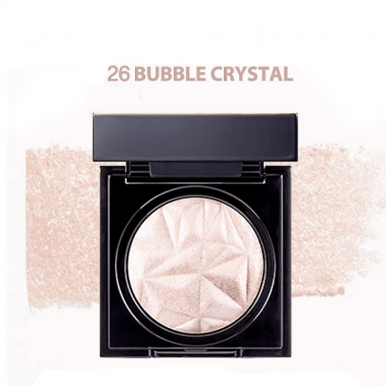 Phấn mắt Clio prism air shadow sparkling 26 bubble crystal