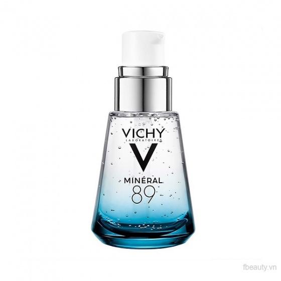 Dưỡng chất khoáng cô đặc Vichy Mineral 89 Skin Fortifying Daily Booster 30ml
