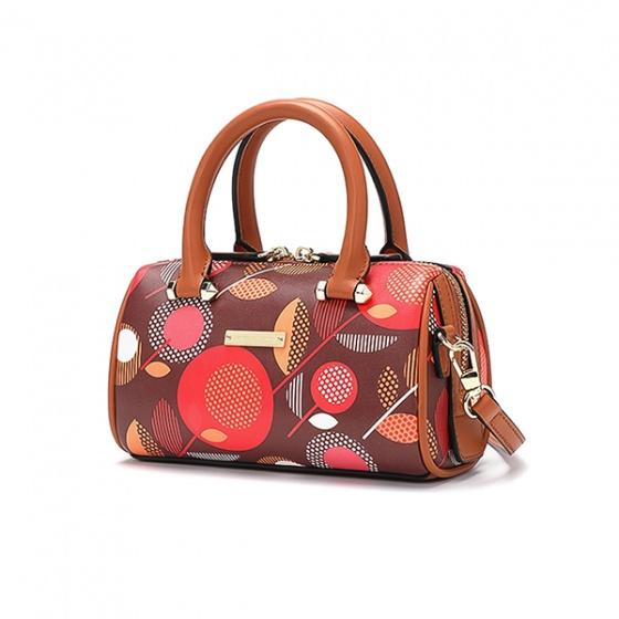 Túi xách Venuco Madrid S408 - Nâu đỏ - R14S408