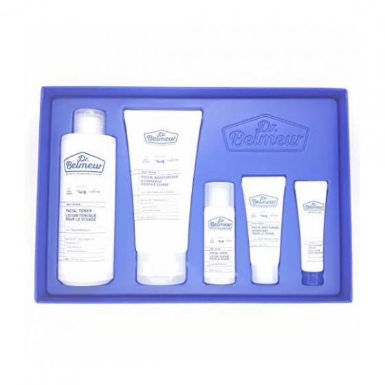Bộ dưỡng phục hồi da The Face Shop dr.belmeur daily repair skincare set 200120302010ml