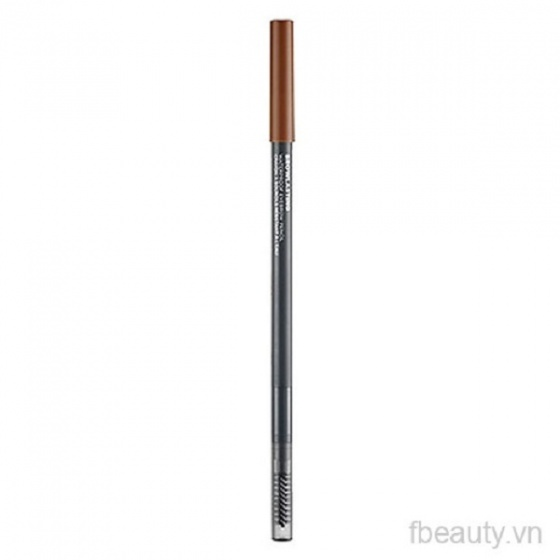 Chì kẻ chân mày The Face Shop browlasting waterproof eyebrow pencil 02 brown
