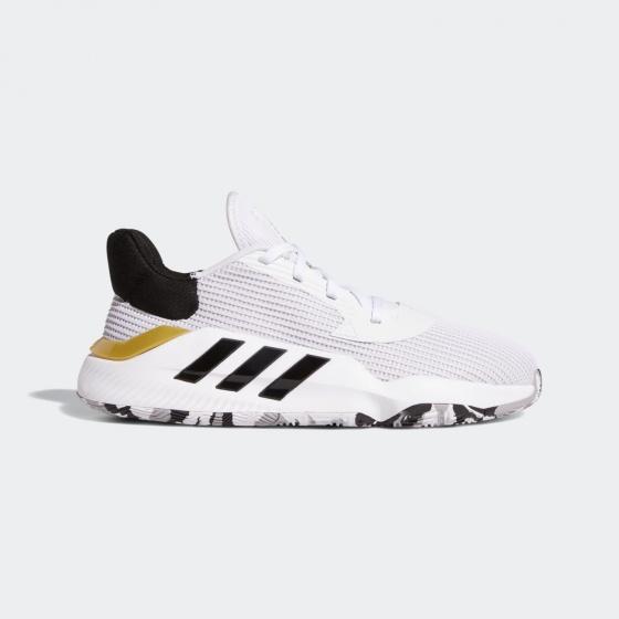 Giày bóng rổ chính hãng Adidas Pro Bounce 2019 Low EF8805
