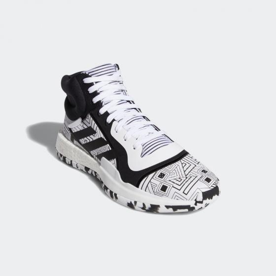 Giày bóng rổ chính hãng Adidas Marquee Boost Graffiti EF1230