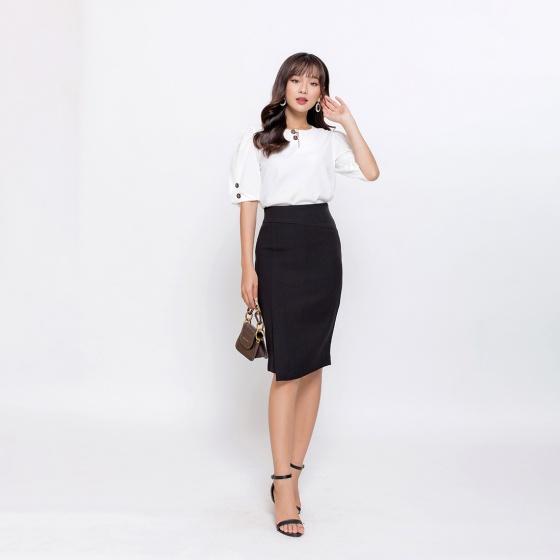 Chân váy ôm thời trang Eden - CV010