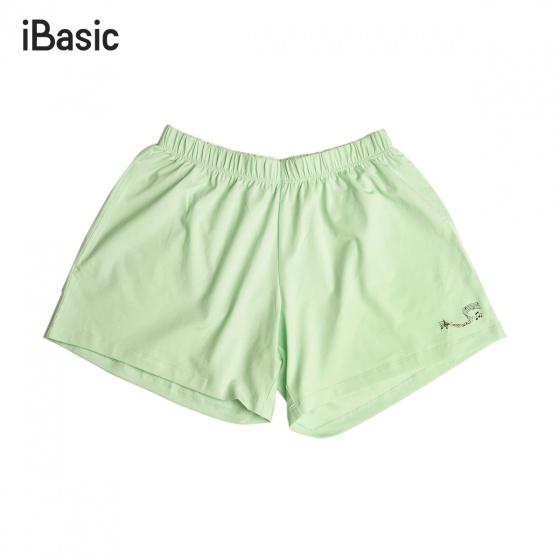 Đồ mặc nhà nữ cotton ngắn iBasic HOMY028