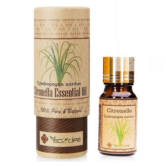 Tinh dầu sả java ECOLIFE - Citronella Essential Oil [QC-Vneshop]