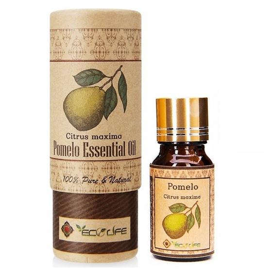 Tinh dầu bưởi da xanh ECOLIFE - Pomelo Essential Oil [QC-Vneshop]