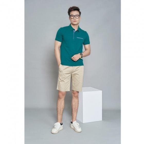 Áo polo nam ( Regularfit) màu 2 DGC - SAP1902M