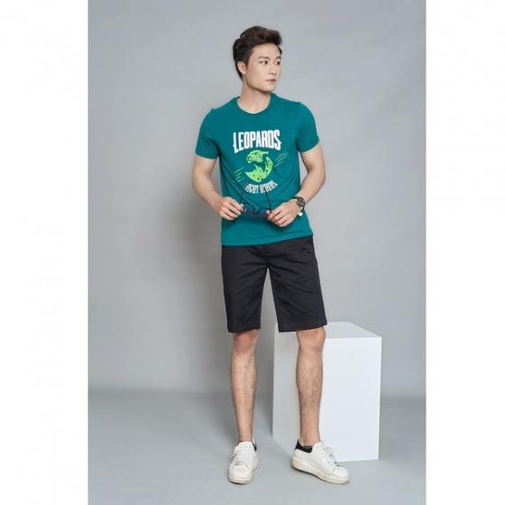 Áo phông nam ngắn tay ( regularfit) màu 3 DGC - SAT1907M