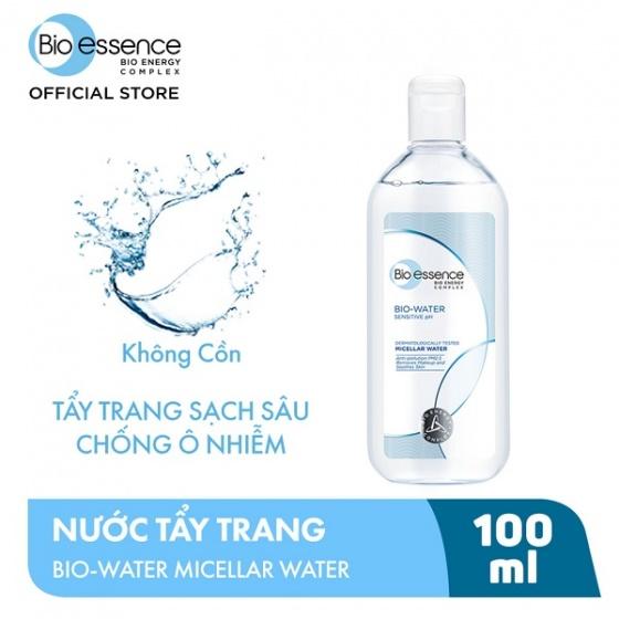 Nước tẩy trang Bio Essence Micellar Water 100ml