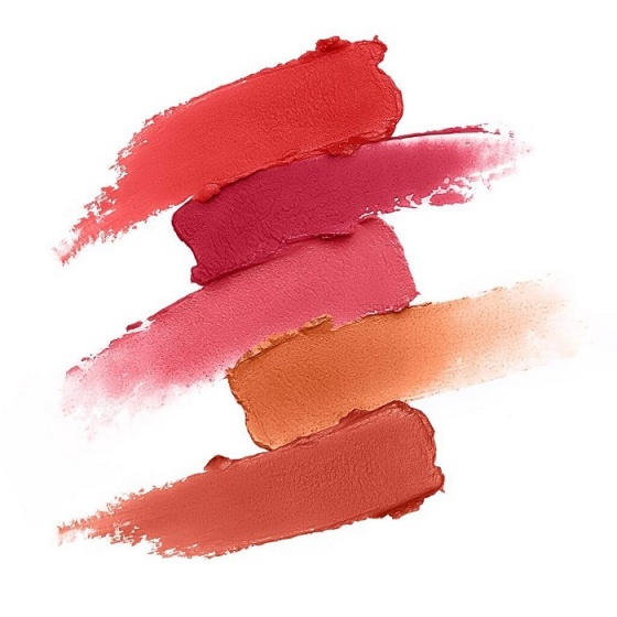 Son lì Lemonade Matte Addict Lipstick màu A03 Instagram cam đất