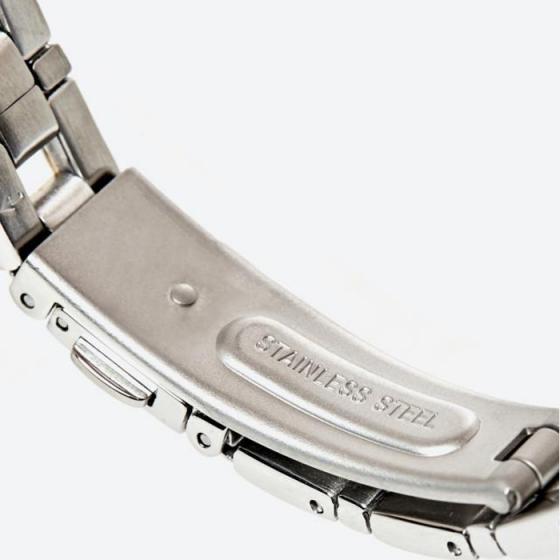 Đồng hồ nữ Dugena Classic 4110323 mặt oval dây kim loại 2 màu