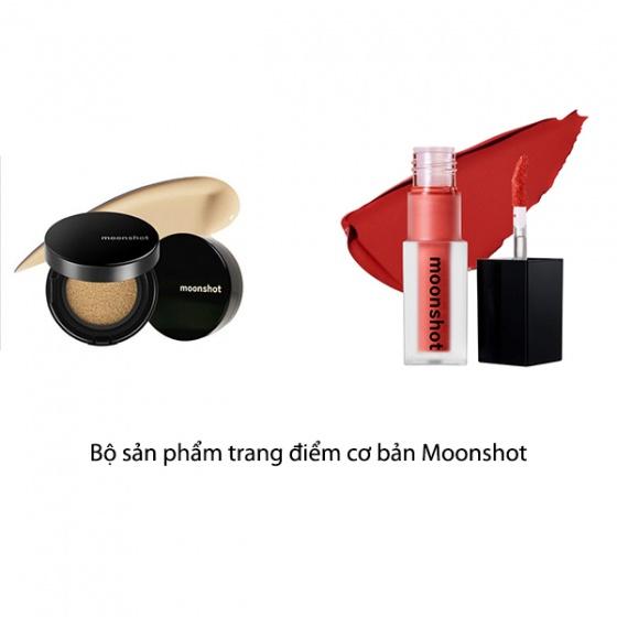 Bộ sản phẩm trang điểm cơ bản Moonshot