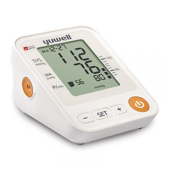 (Cao cấp) Máy đo huyết áp bắp tay Yuwell YE650A bảo hành 5 năm - Đã xuất khẩu đi hơn 110 quốc gia