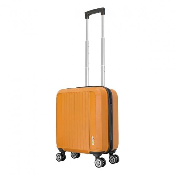 Vali nhựa Trip Lux68 size 16inch màu cam