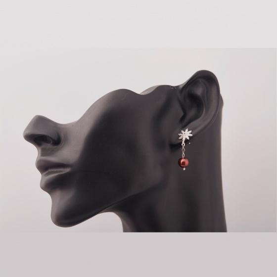 Hoa tai ngọc trai - Opal - ET5-11