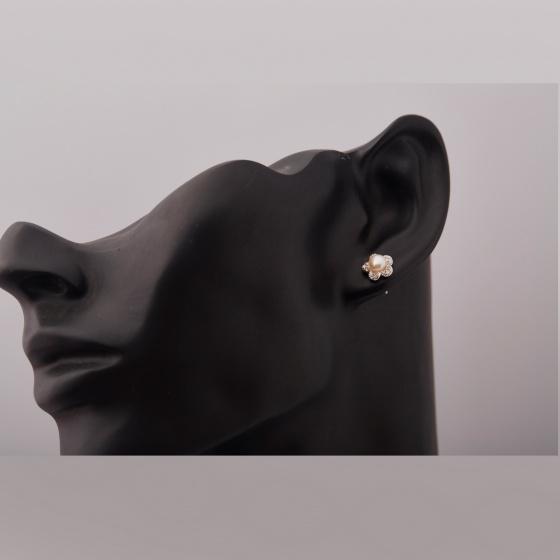 Hoa tai ngọc trai - Opal - ET5-05