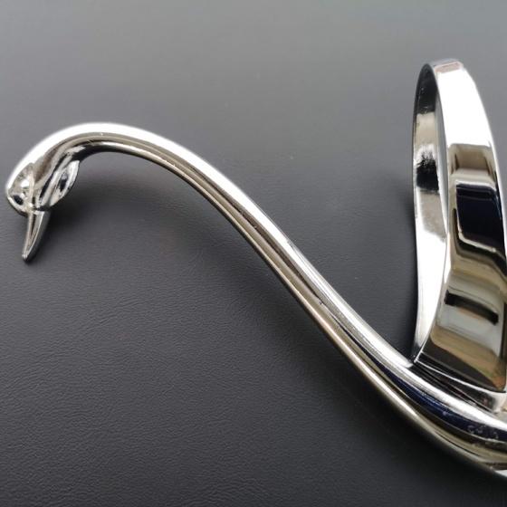Bộ giỏ thiên nga DandiHome kèm thìa nĩa 2020 cao cấp, sang trọng, tinh tế (có thể lựa chọn giỏ thiên nga không)